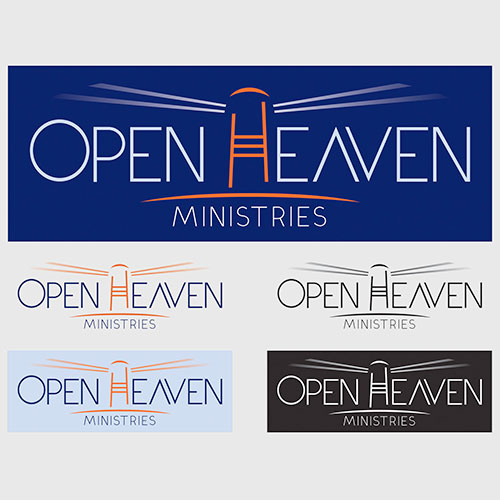 Identity for Open Heaven Ministries.